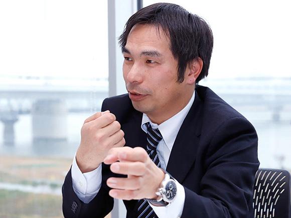 株式会社アクティオ 道路機械営業部 ICT施工推進課長 日南茂雄