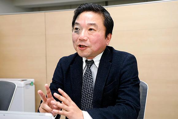 ペーパレススタジオジャパン勝目高行代表取締役社長