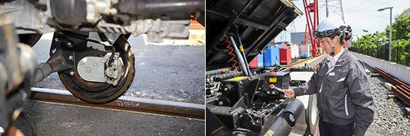 鉄輪のブレーキが固着した場合の解除方法もある。
