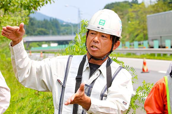 株式会社バンブー苑(TIMAN社販売代理店)代表取締役 若松憲造氏。