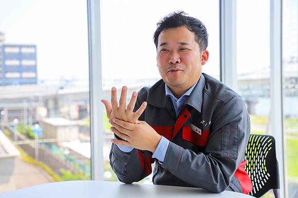 システムを開発したアクティオのレンサルティング本部 IoT事業推進部の藤澤剛氏