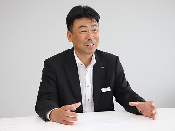 今回お話をうかがったアクティオ レンサルティング本部 パワーシステム事業部 事業部長の山口利治さん。