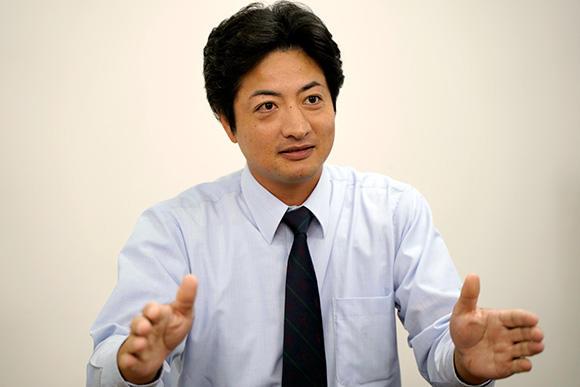 今回お話をうかがったアクティオ 技術部 副部長・技術推進課長の北原貴明さん。
