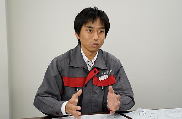 技術部企画計画課の太田八生課長