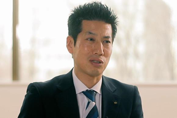 (株)共成レンテム 代表取締役 執行役員社長 高野博勝