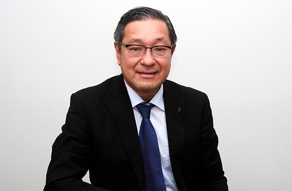フィリピン人技能実習生の受け入れを主導したアクティオ海外展開のキーマン、松山常務