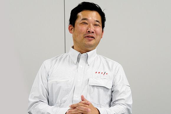 藤澤剛課長