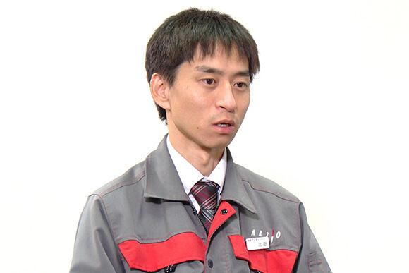 企画開発課 太田八生課長。日々支店から持ち込まれる案件の解決にまい進中