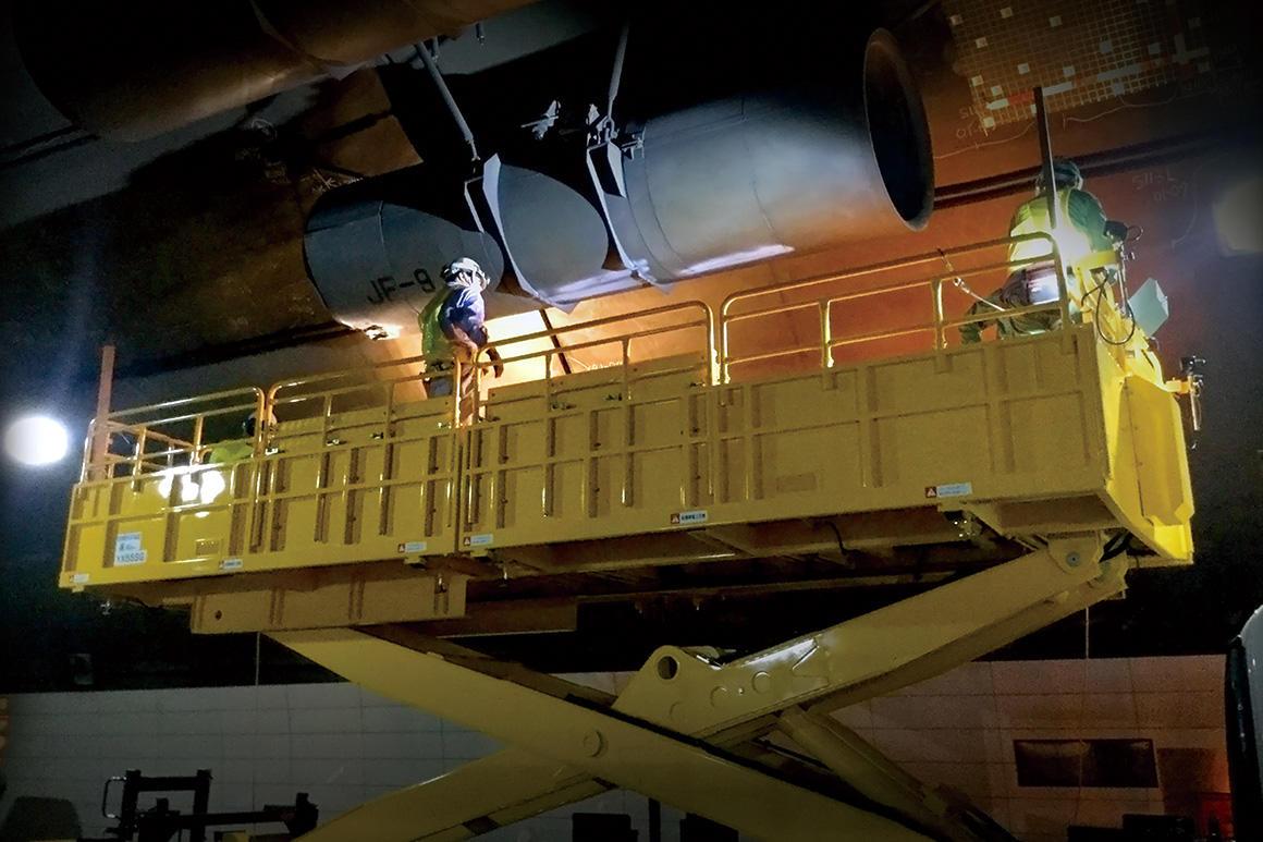 「高齢化」が進む高速道路の大型設備。老朽化による事故をレンサルティングで予防する!