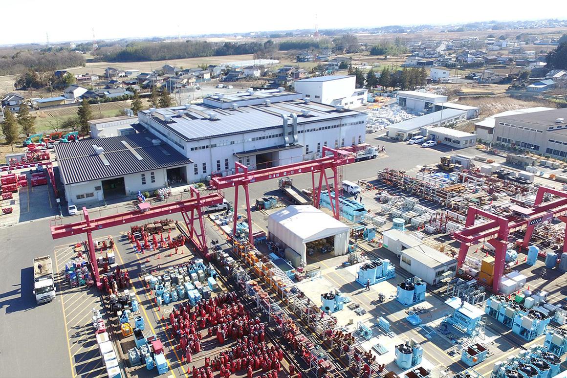 佐野テクノパーク統括工場紹介【前編】整備だけではなく、開発、教育の場としても重要な拠点