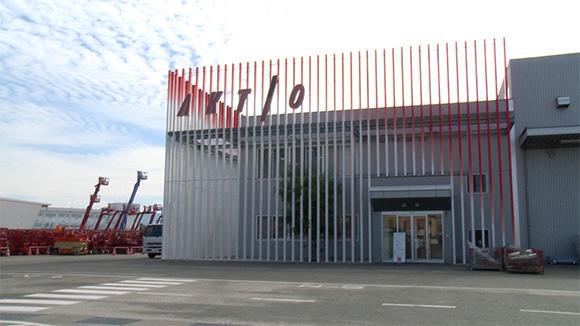 アクティオの九州テクノパーク工場