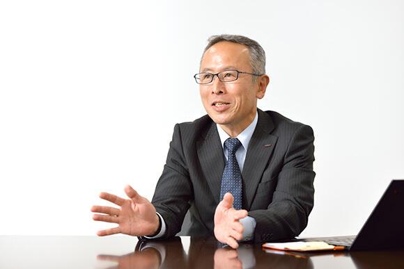 アクティオホールディングス ITグループ 営業支援システムチーム 佐藤博之リーダー