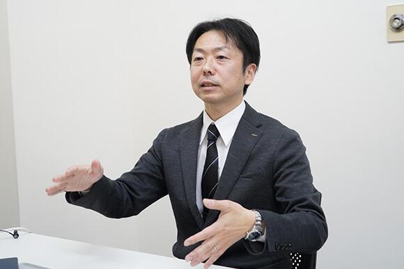 エンジニアリング事業部 AP部 茂木清顕部長